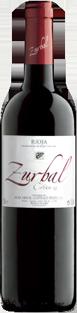 Imagen de la botella de Zurbal Crianza 2006